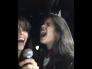 Личные видео ›› Джорджия в Снэпчате Сары Сампайо, 12 ноября 2016 года.