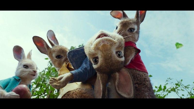 Кролик Питер уже в кино Азбука Антигерой Индустрия кино от 23 03 18
