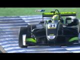 F3 European Championship 2017. Round 10. Hockenheim. Race1