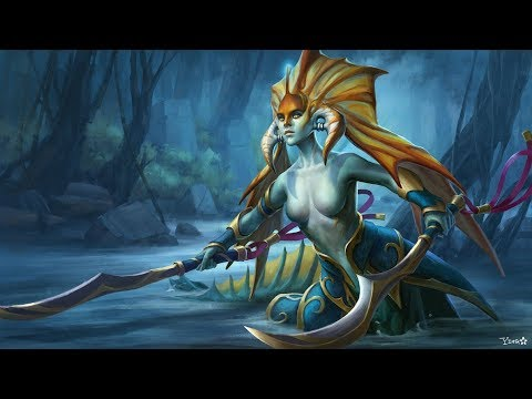 EHOME.Faith Naga Siren 7.16 Patch Dota 2