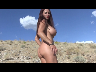 BallBustingChicks - Goldie Blair - Dominated By Huge Natural Tits