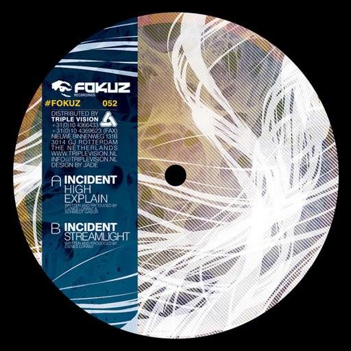 Incident альбом High Explain / Streamlight
