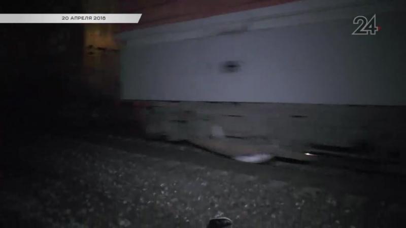 После гибели девочки на перегоне «Юдино-Васильево» железнодорожники побеседовали со школьниками