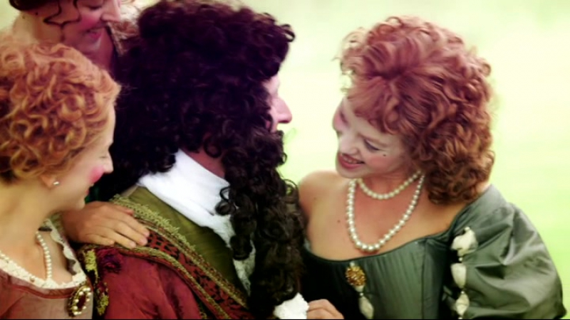 "Private Lives of the Monarchs : S01E03 ""Louis XIV"" ( Yesterday Channel 2017 UK) (ENG)"