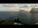 Фарерские острова с квадрокоптера