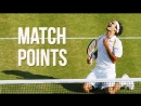 The Most Epic Match Points in Tennis World vk/capperstrategyclub