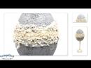 Jajko na Wielkanoc - efekt betonu - tutorial DIY