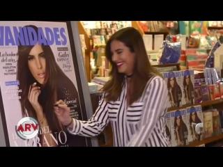 Gaby Espino habló de su polémica foto en una portada de revista ¦ Al Rojo Vivo ¦ Telemundo