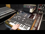 Vangelis 'Blade Runner' with Quantec Room Simulator and Moog Prodigy