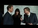 Сэм и Катрина на церемонии  BAFTA Scotland (ноябрь 2017)