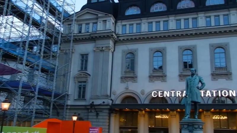 T-Centralen and Stockholm Centralstation