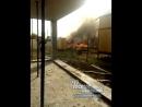 Пожар в районе пер. Нефтяной 24.9.2017 Ростов-на-Дону Главный