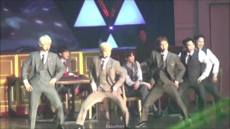 [FANCAM] 180316 The EℓyXiOn in Bangkok: D-1 @ EXO — Ka-Ching