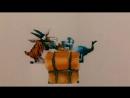 Коза с баяном («Обратная сторона Луны» Александр Татарский 1983 г.) (3)