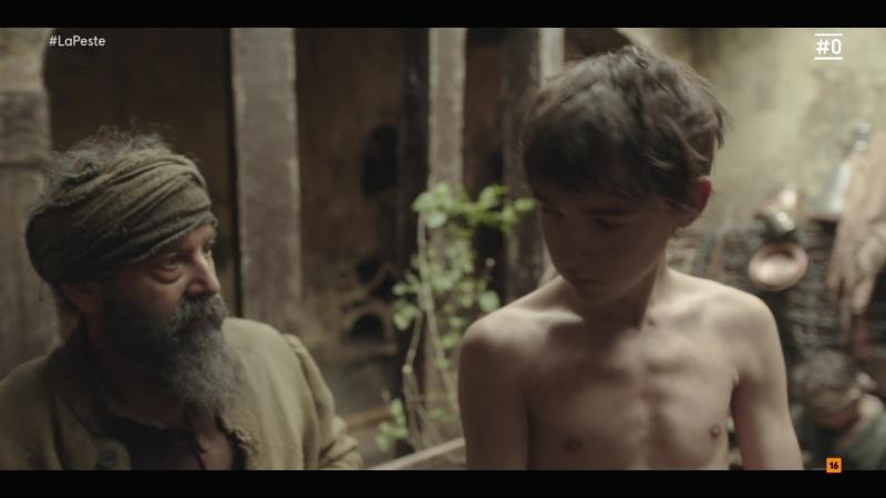 "La peste (The Plague) : S01E01 ""La Palabra"" (Movistar 2018 ES) (Spanish)"