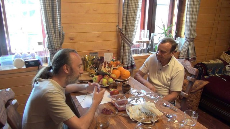 Ефимов и Фролов о проекте Анастасия (Мегре)