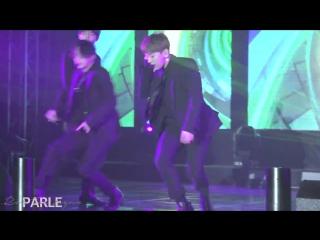 20171209 안양 Fantasy Roh Tae Hyun(태현) Focus 4K Cr.: Parle Roh
