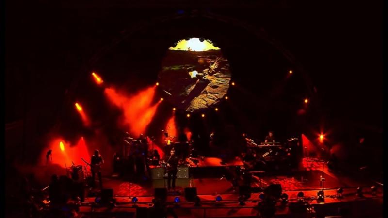 ЭТО ПРОСТО КРУТО! BRIT FLOYD - LIVE AT RED ROCKS (1280x720p) ЛЕГЕНДАРНЫЕ СУПЕРХИ