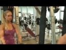 Спортивные фитнес модели Мотивация от фитоняшек для девушек Sport fitness model