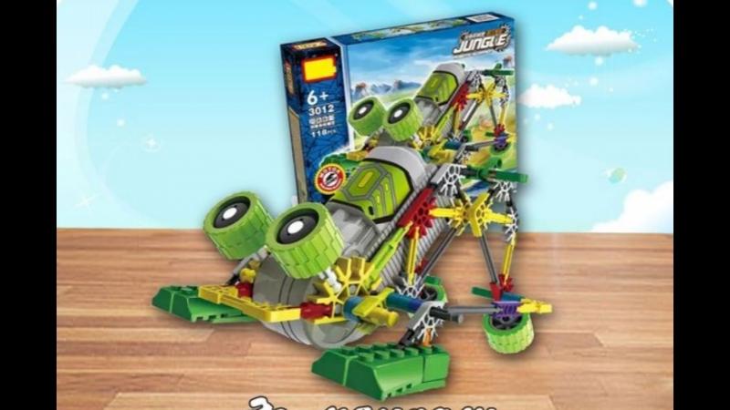 Детский робот-конструктор от Интернет-магазина детской мебели