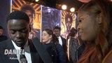 BLACK PANTHER BLACK CARPET INTERVIEWS FT DANIEL KALUUYA, NADIA ROSE &amp LETITIA WRIGHT
