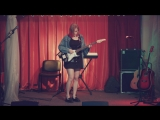 Лида Никитенко (электрогитара) Green Day «Вoulevard of broken dreams»