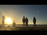 Sunrise yoga Untravel Surf Travel.mp4