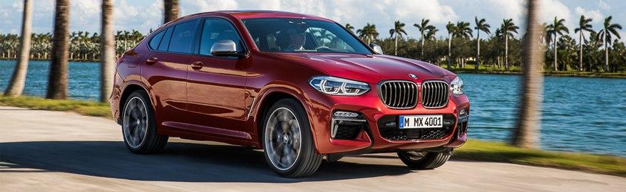 BMW раскрыла рублевый ценник кроссовера «с красивым кузовом»