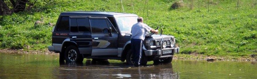 Штрафы за мойку машин на берегах рек хотят повысить в 10 раз