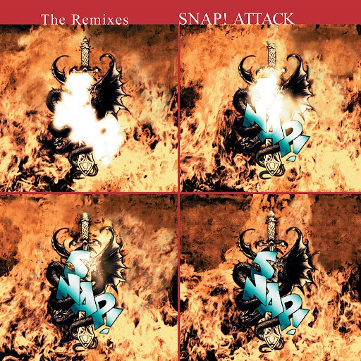 Snap! альбом Attack: The Remixes, Vol. 1