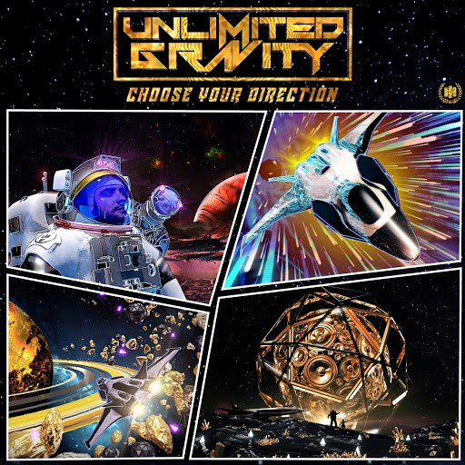 Unlimited Gravity альбом Choose Your Direction