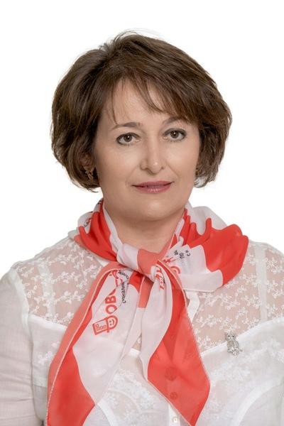 Наталия Шамрикова