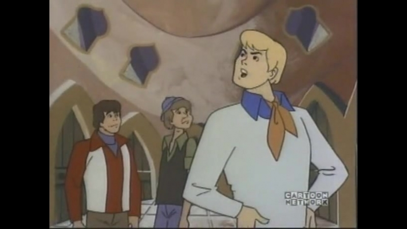 The New Scooby Doo Movies S2 E3 - (Scooby Meets Jeannie And Babu) Mystery In Persia