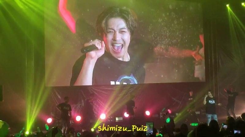 "180407 KIM HYUN JOONG WORLD TOUR ""HAZE"" in BKK @ Scala Theater Part 3"