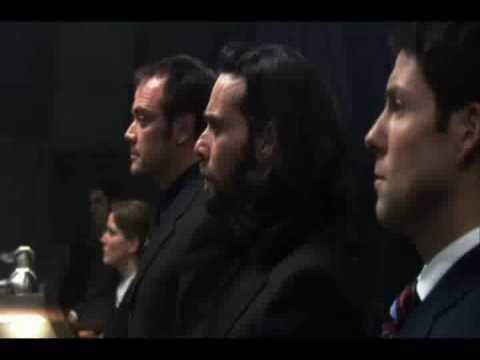 Battlestar Galactica FanVid Baltar The Black Angels- The Prodigal Son