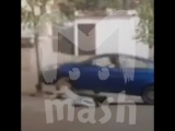 Ревнивый муж пытается задавить жену в Хабаровске