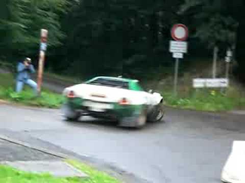 Lancia Stratos Eifel Rallye 2008 shake down
