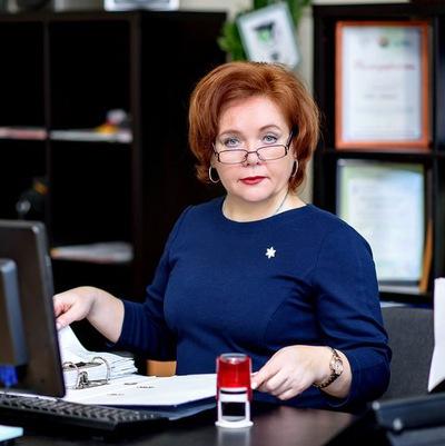 Наталья Комракова
