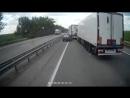 Дорожный учитель отхватил от дальнобойщиков