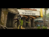 Kingsman: Золотое Кольцо - драка Эггси с Чарли и Гарри с робопсами