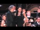 Нетребко и Доминго Дуэт из оперетты Легара Веселая вдова