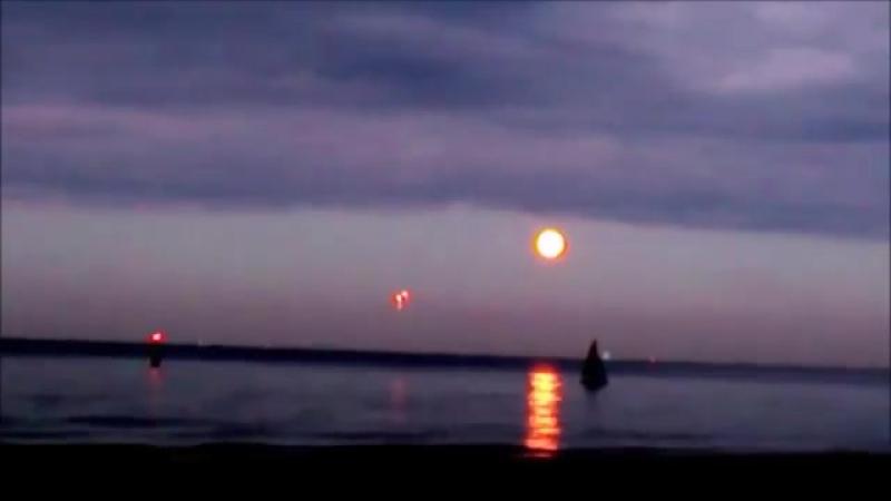 4 - Сбои в голограмме Солнца в Крыму.Туристы в шоке..