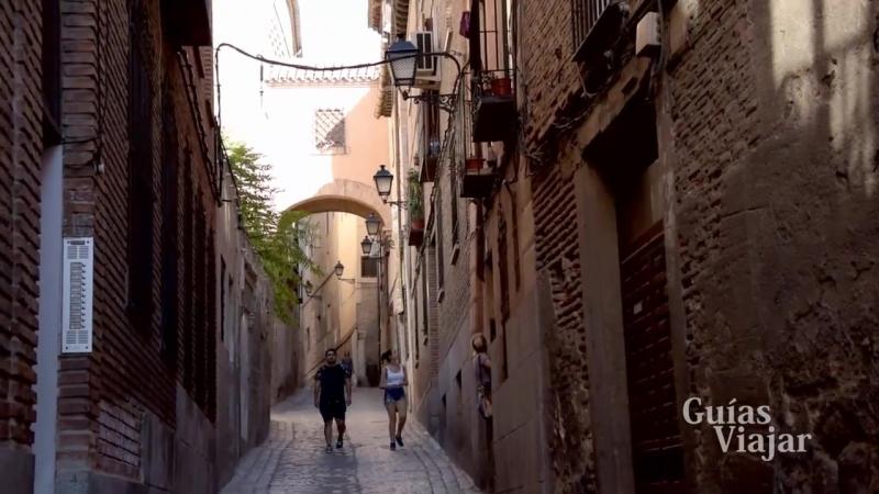 Excursión a Toledo. Экскурсия в Толедо