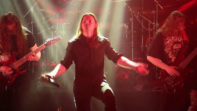 Metal Morgan - Судьба [Москва - Город - 20.04.2018]