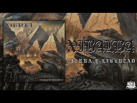 XIBALBA - TIERRA Y LIBERTAD [OFFICIAL ALBUM STREAM] (2015) SW EXCLUSIVE