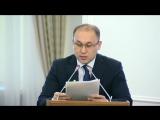 О распределении проектов «умные города» по пилотным сферам в регионах (Даурен Абаев)