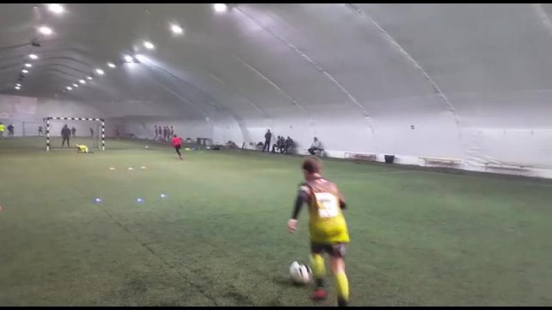 Тренировочный процесс в ФК