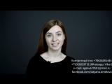 Актерская визитка Татьяна Ометова