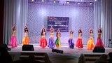 Школа арабского танца Хабиби - 1 место - табла