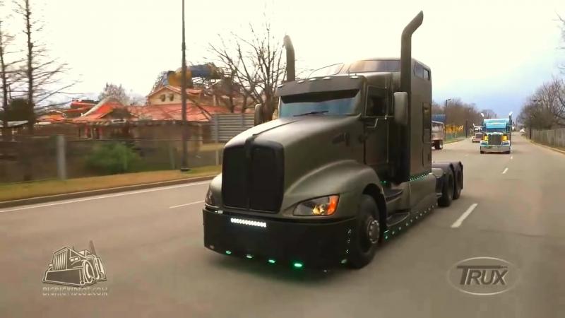 Super truck magic ride fantasy remix